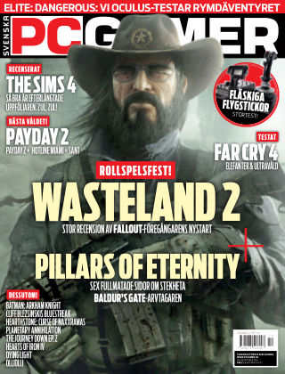 Svenska PC Gamer 2014-10-01