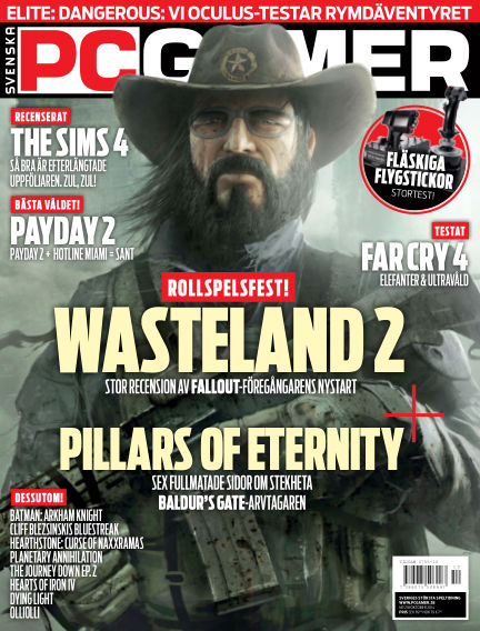 Svenska PC Gamer October 01, 2014 00:00
