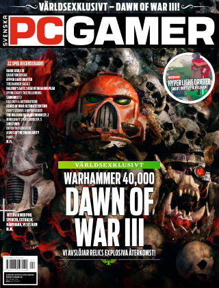 Svenska PC Gamer 2016-05-09