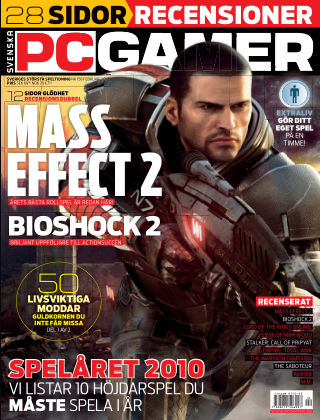Svenska PC Gamer 2010-02-01