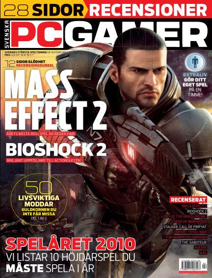 Svenska PC Gamer February 01, 2010 00:00