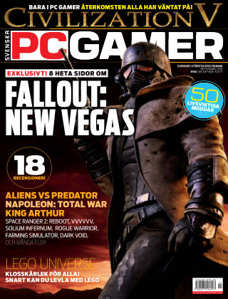 Svenska PC Gamer 2010-03-01