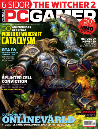 Svenska PC Gamer 2010-05-01