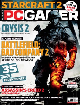 Svenska PC Gamer 2010-04-01