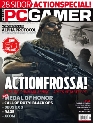 Svenska PC Gamer 2010-06-01