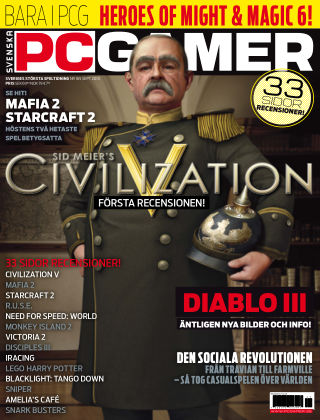 Svenska PC Gamer 2010-09-01