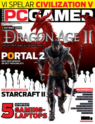 Svenska PC Gamer 2010-08-01