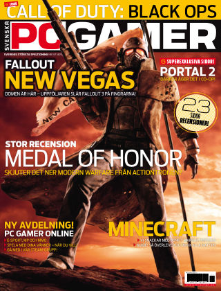 Svenska PC Gamer 2010-11-01