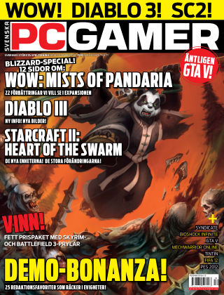 Svenska PC Gamer 2011-12-01