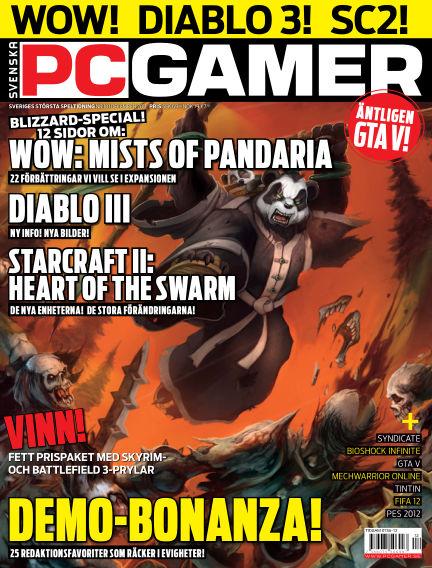 Svenska PC Gamer December 01, 2011 00:00