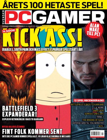 Svenska PC Gamer January 01, 2012 00:00