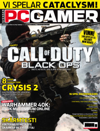 Svenska PC Gamer 2010-12-01