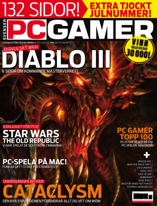 Svenska PC Gamer 2010-12-30