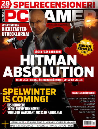 Svenska PC Gamer 2012-11-01