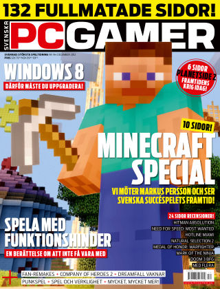 Svenska PC Gamer 2012-12-01