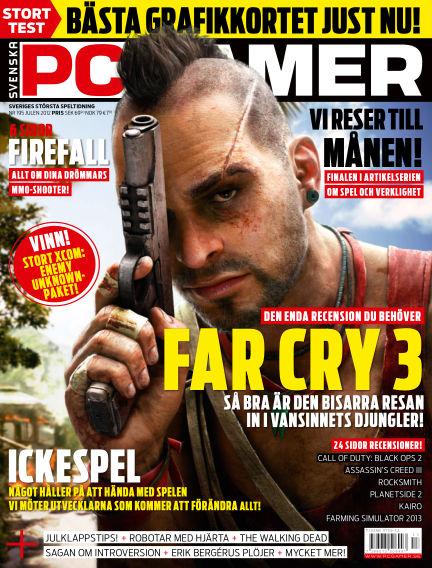 Svenska PC Gamer December 30, 2012 00:00