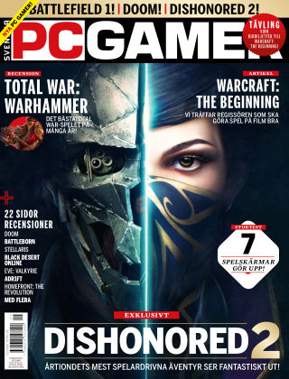 Svenska PC Gamer 2016-06-10