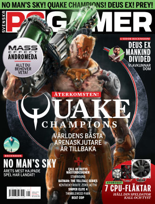 Svenska PC Gamer 2016-09-01