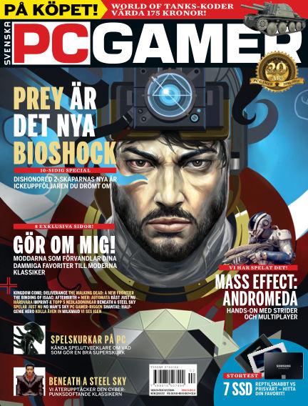 Svenska PC Gamer February 07, 2017 00:00