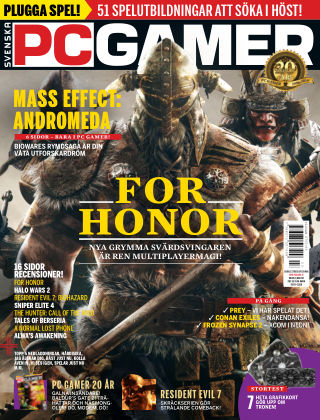 Svenska PC Gamer 2017-03-07