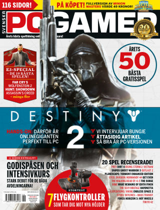 Svenska PC Gamer 2017-06-30