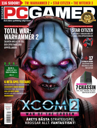 Svenska PC Gamer 2017-09-14