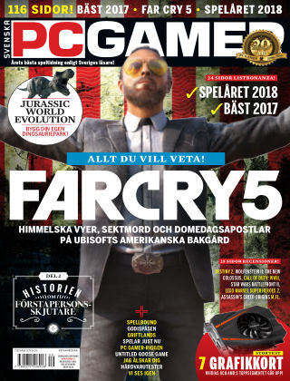 Svenska PC Gamer 2017-12-14