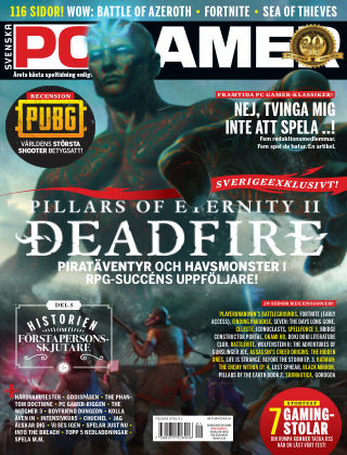 Svenska PC Gamer 2018-02-19