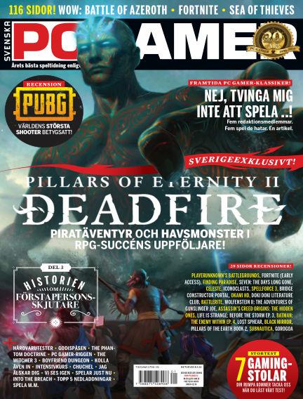 Svenska PC Gamer February 19, 2018 00:00