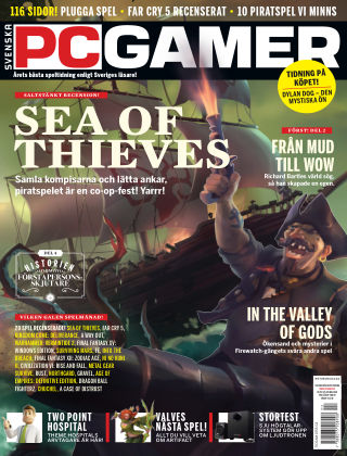 Svenska PC Gamer 2018-04-17