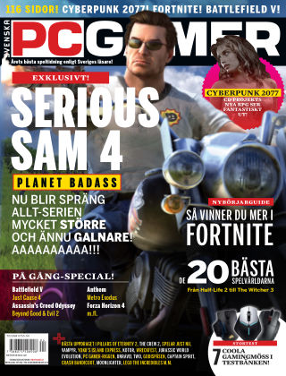 Svenska PC Gamer 2018-08-02