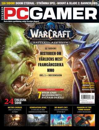 Svenska PC Gamer 2018-09-27