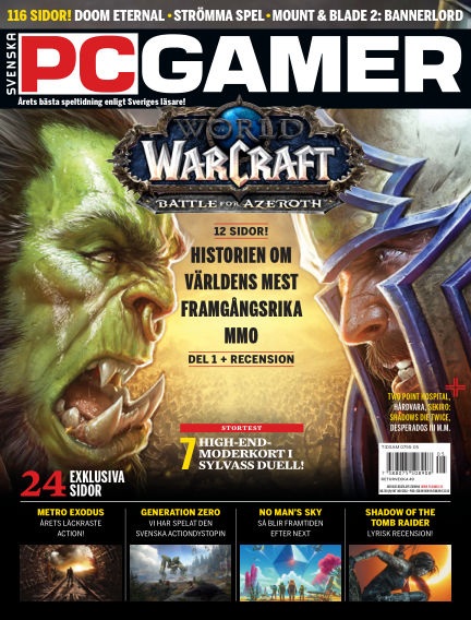 Svenska PC Gamer