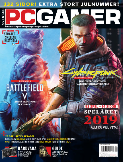 Svenska PC Gamer December 03, 2018 00:00