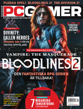 Svenska PC Gamer 2019-04-16