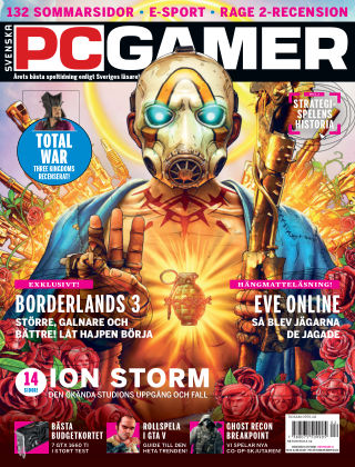 Svenska PC Gamer 2019-06-11