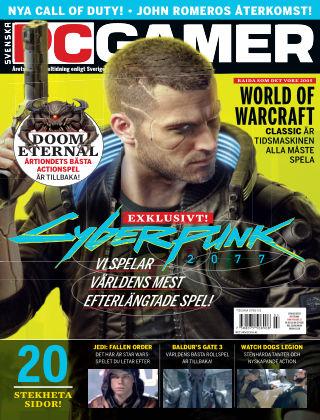 Svenska PC Gamer 2019-08-01