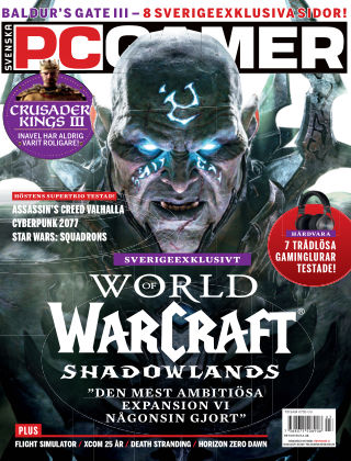 Svenska PC Gamer 2020-09-24