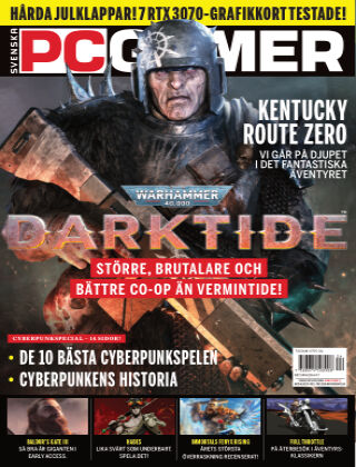 Svenska PC Gamer 2020-12-14