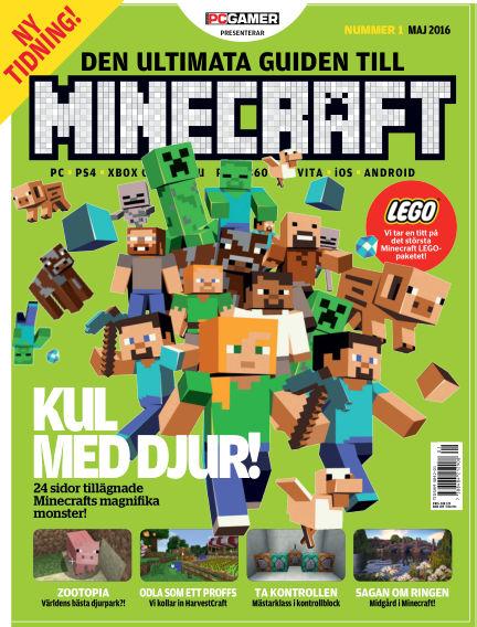 Den ultimata guiden till Minecraft (Inga nya utgåvor) June 01, 2016 00:00