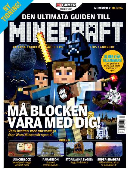 Den ultimata guiden till Minecraft (Inga nya utgåvor) September 09, 2016 00:00