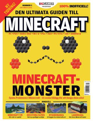 Den ultimata guiden till Minecraft (Inga nya utgåvor) 3 2016