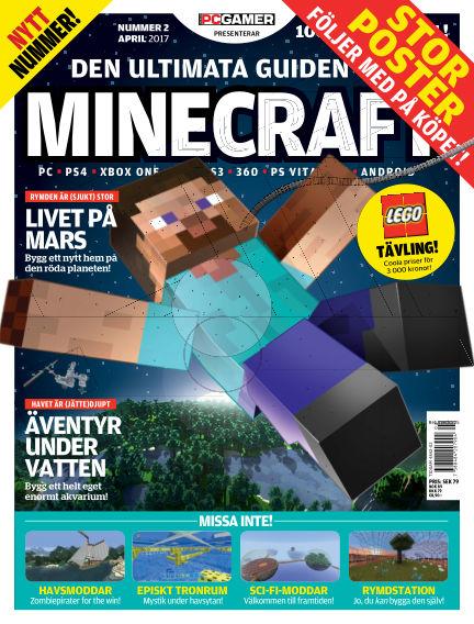 Den ultimata guiden till Minecraft (Inga nya utgåvor) April 25, 2017 00:00