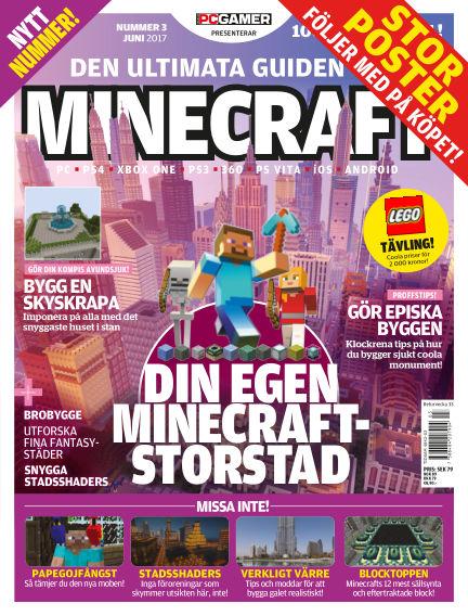 Den ultimata guiden till Minecraft (Inga nya utgåvor) June 22, 2017 00:00