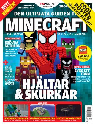 Den ultimata guiden till Minecraft (Inga nya utgåvor) 2017-09-26