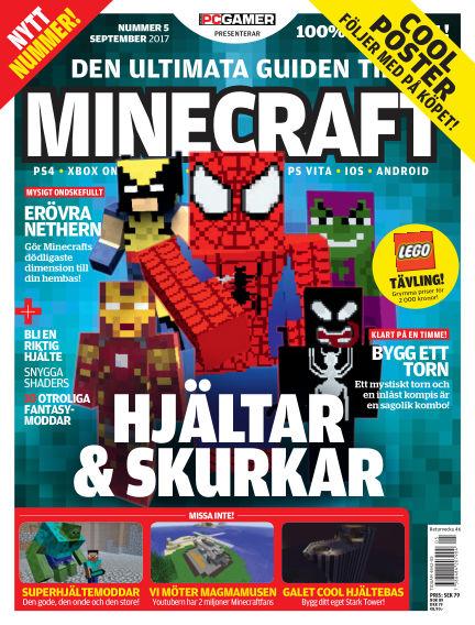 Den ultimata guiden till Minecraft (Inga nya utgåvor) September 26, 2017 00:00