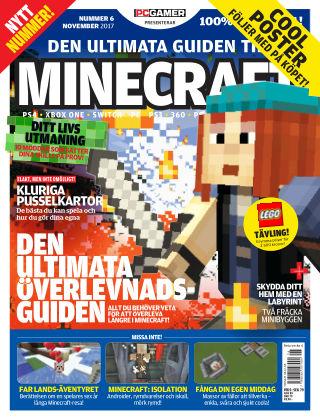 Den ultimata guiden till Minecraft (Inga nya utgåvor) 2017-11-16
