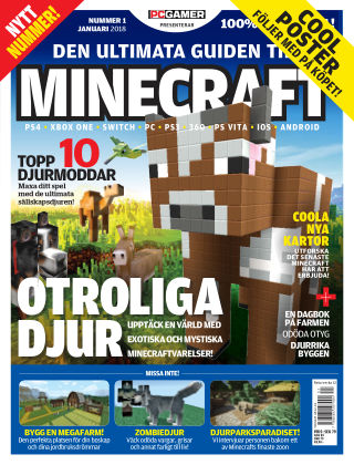 Den ultimata guiden till Minecraft (Inga nya utgåvor) 2018-01-18