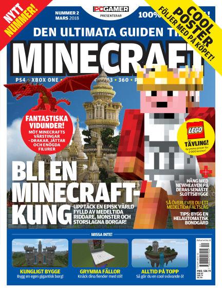Den ultimata guiden till Minecraft (Inga nya utgåvor) March 15, 2018 00:00