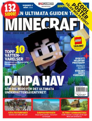 Den ultimata guiden till Minecraft (Inga nya utgåvor) 2018-07-19